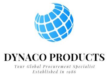 Dynaco Products, Logo